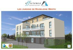 Commercialisation de notre nouvel immeuble à AMBERIEU !